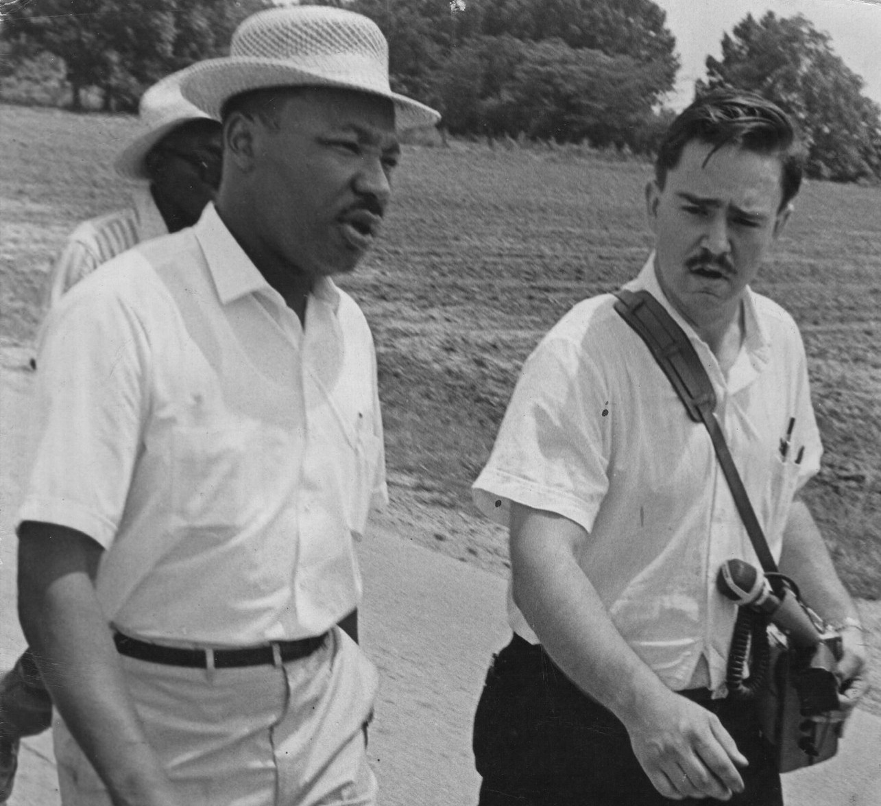 Herdenking 50e sterfdag Martin Luther King